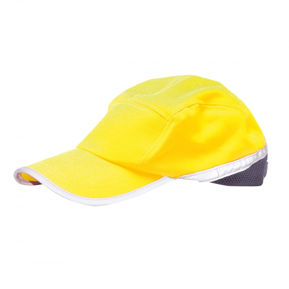 43639431 Portwest Hi Visibility Baseball Cap - Clothing from M.I. Supplies ...
