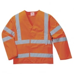 Hi Visibility Jacket FR Finish