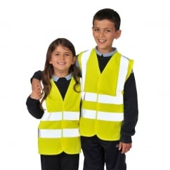 Hi Visibility Junior Vest