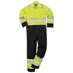 Hi Visibility Modaflame Coverall