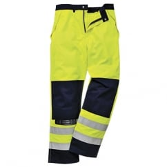 Hi Visibility Multinorm Trousers