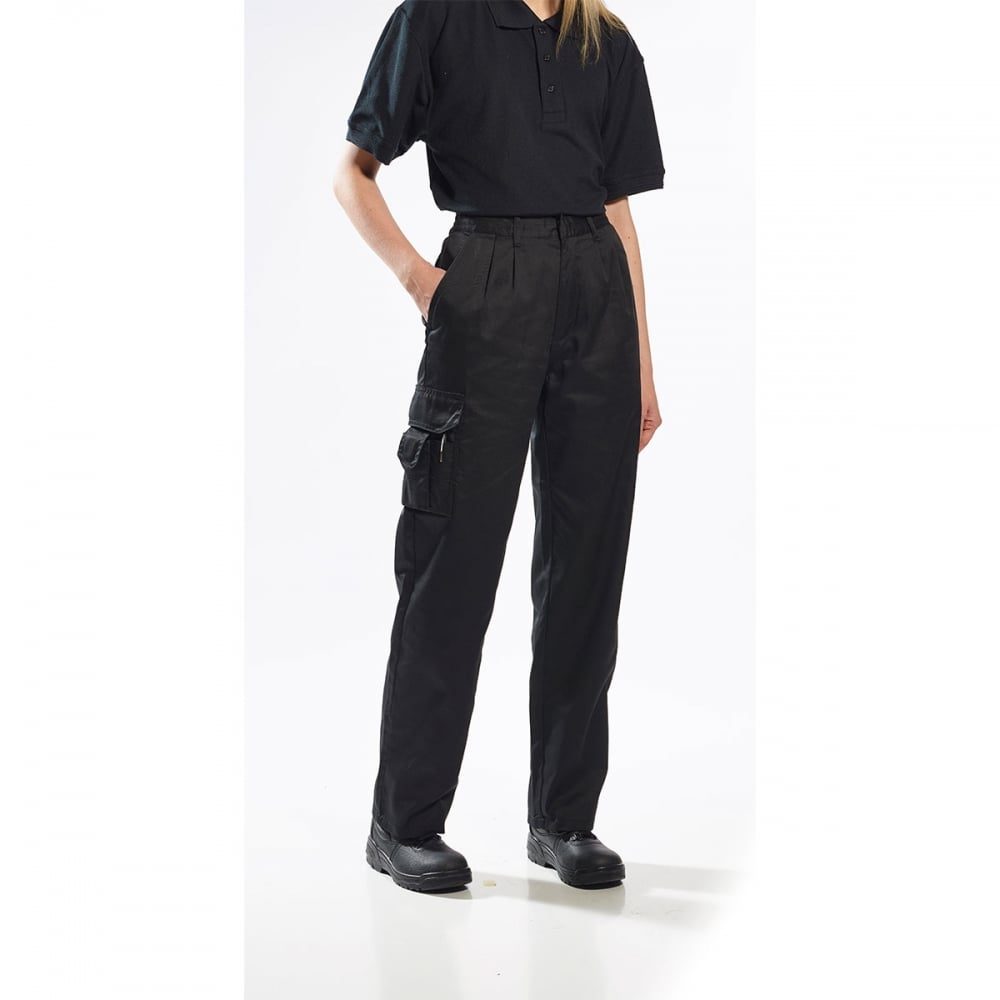 portwest ladies combat trousers clothing from m i. Black Bedroom Furniture Sets. Home Design Ideas