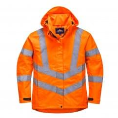 Ladies HiVis Breathable Jacket