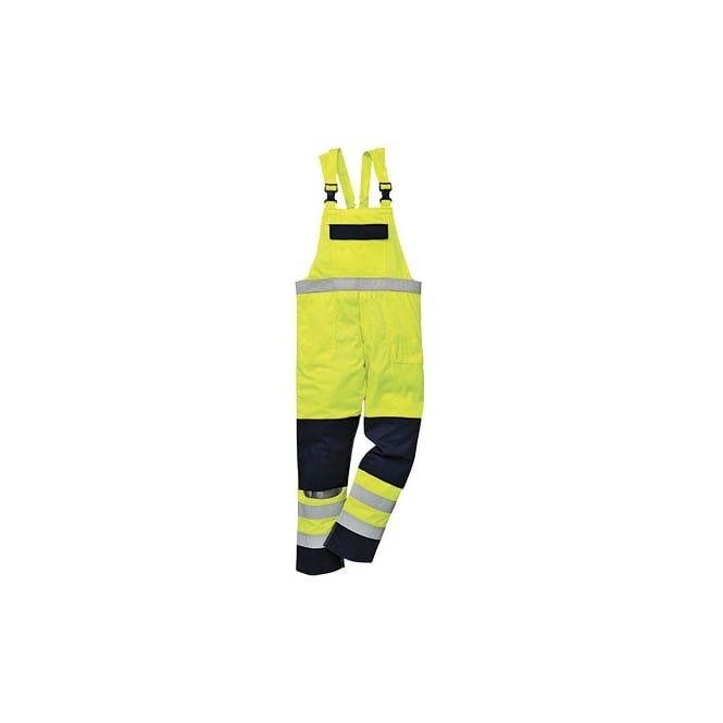 Portwest Multinorm Bib & Brace Coverall