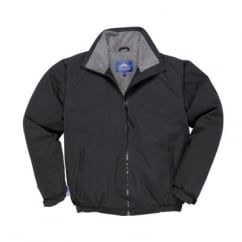 Oban Fleece Lined Jacket Black Size: XL *One Size Only - Outlet Store*