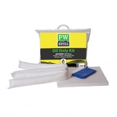 Oil Only Spill Kit 20L (Pk6)