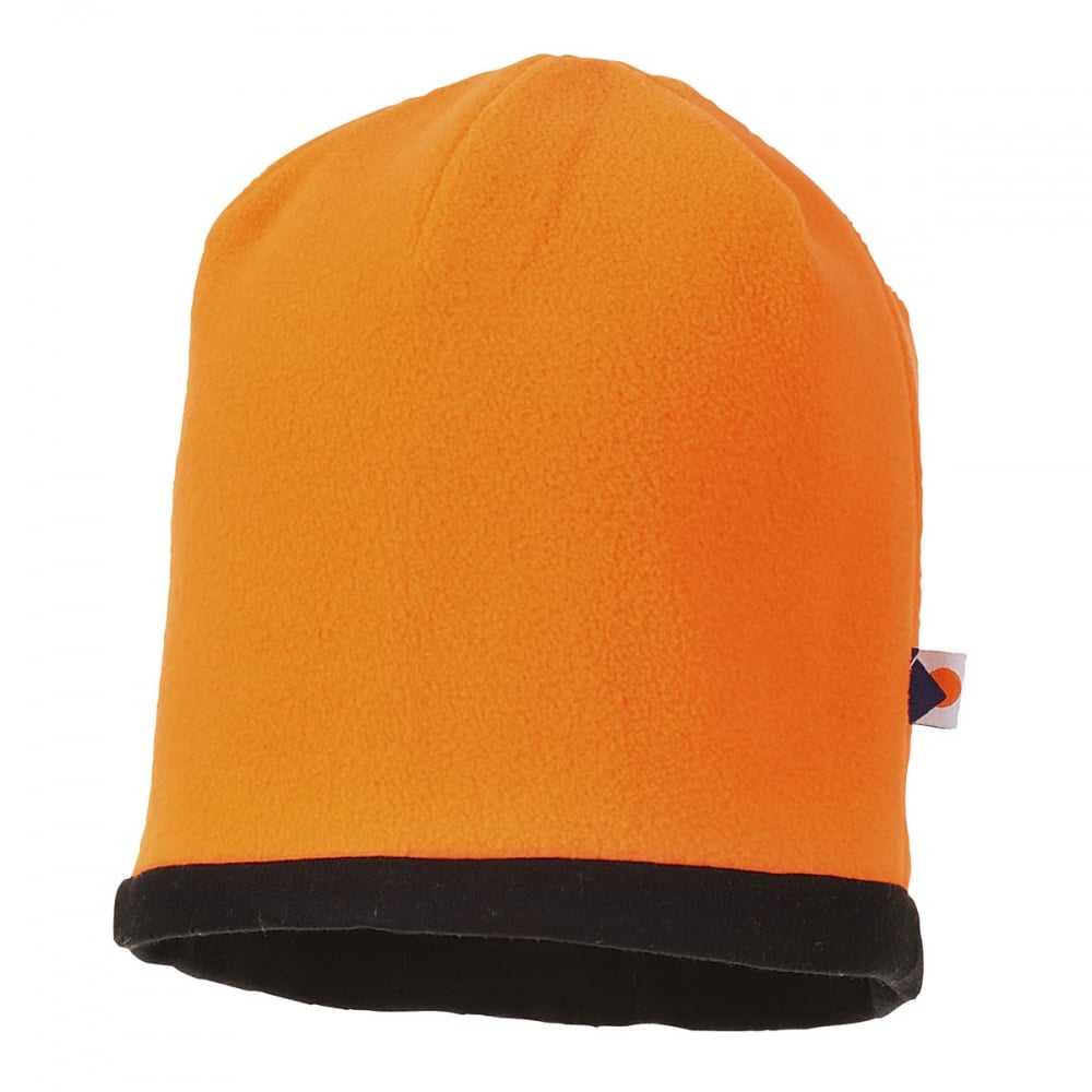 9a247321437e4 Portwest Reversible Hi-Vis Beanie Hat - Clothing from M.I. Supplies ...