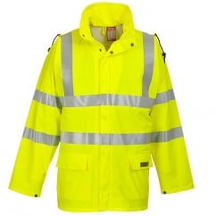 Sealtex Flame Hi Visibility Jacket