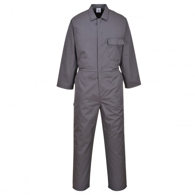 Portwest Standard Boilersuit Graphite - Inside Leg: 31