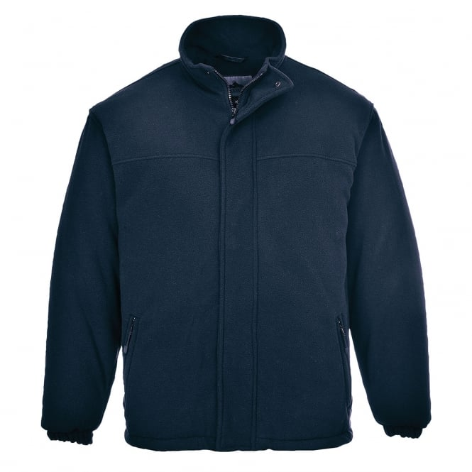 Portwest Yukon Quilted Fleece