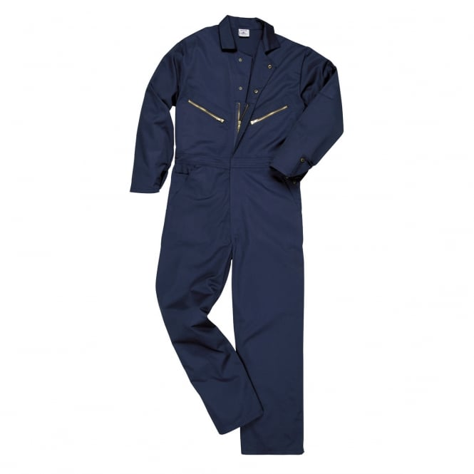 Portwest Zipped Boilersuit