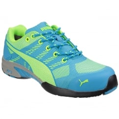 Celerity Knit Ultra Lightweight Safety Trainer Blue Size: UK7 *One Size Only - Outlet Store*