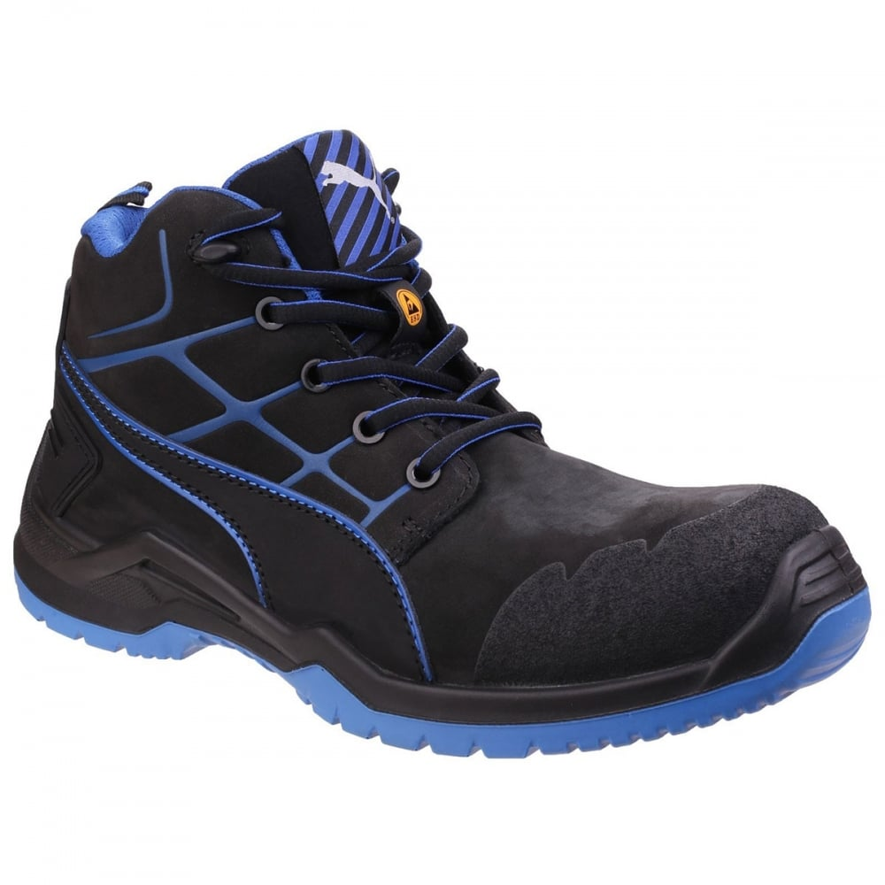 4e5ae53969dbbd Puma Safety Krypton Lace-up Safety Boot - Footwear from M.I. ...