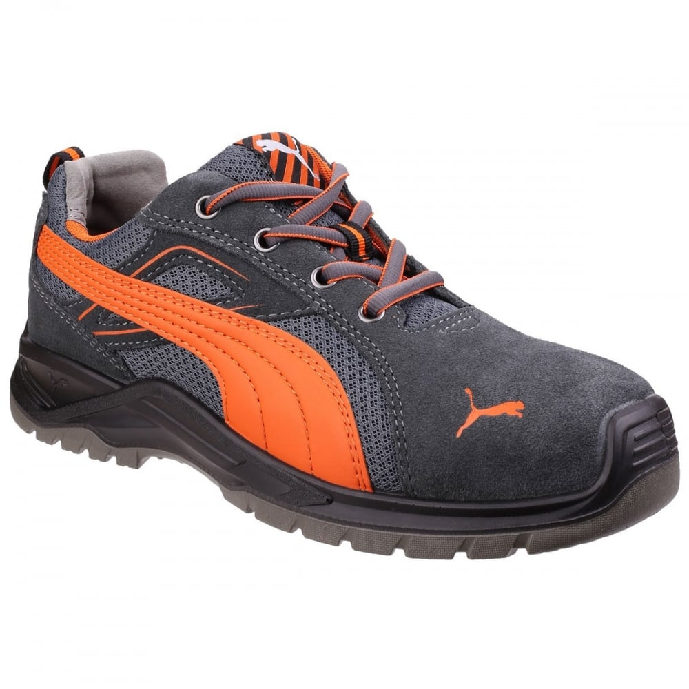 af48cf214e65ef Puma Safety Omni Flash Low Lace up Safety Trainer - Footwear from M.I.  Supplies Limited UK