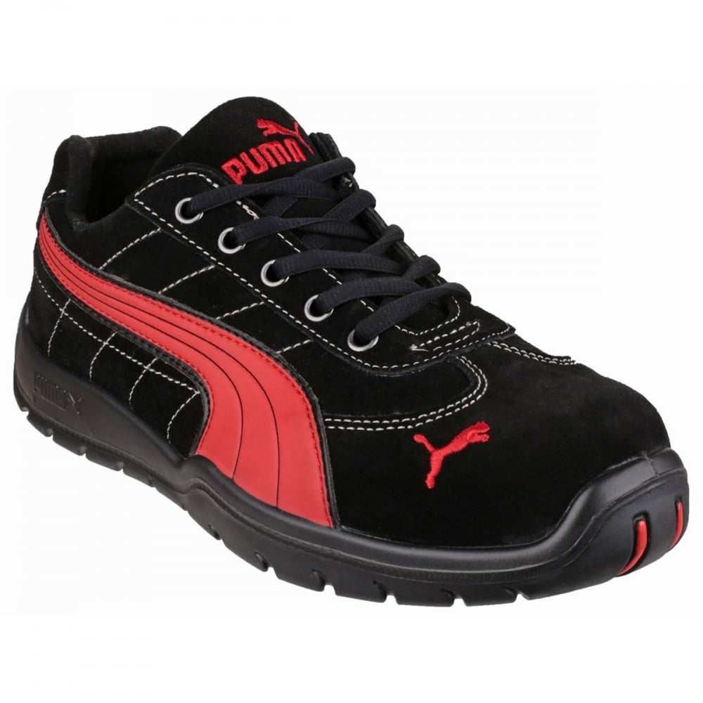 9785469237757c Puma Safety Silverstone Low Safety Trainer - Footwear from M.I. ...