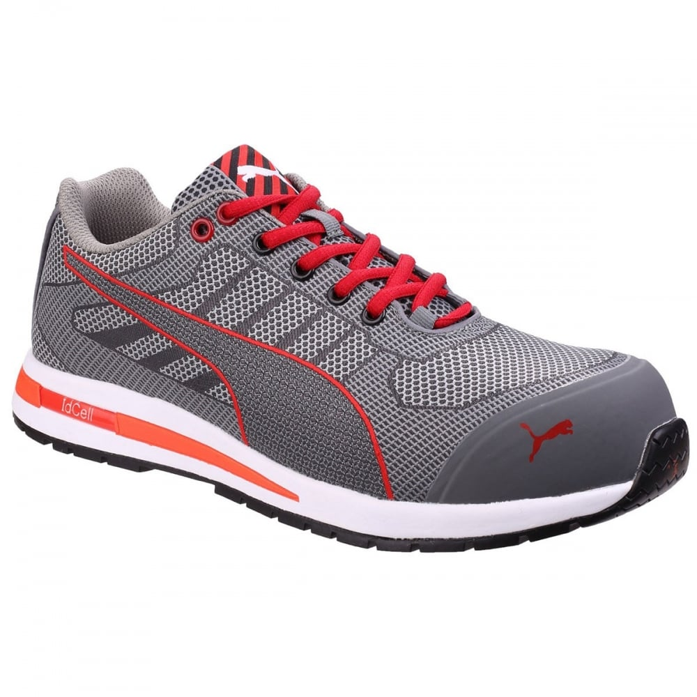 e9a07fbcb2 Puma Safety Xelerate Knit Low Safety Trainer - Footwear from M.I. ...