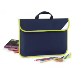 Quadra QD452 Enchanced-Viz Book Bag