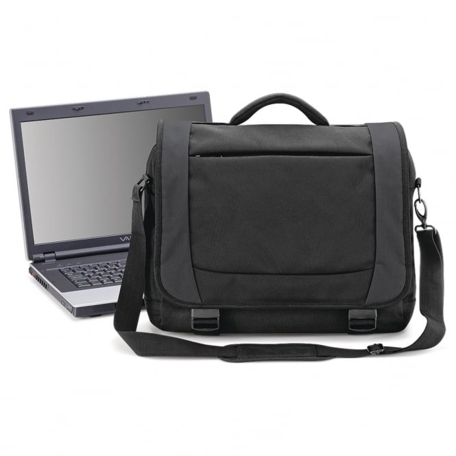 Quadra QD967 Tungsten Laptop Briefcase