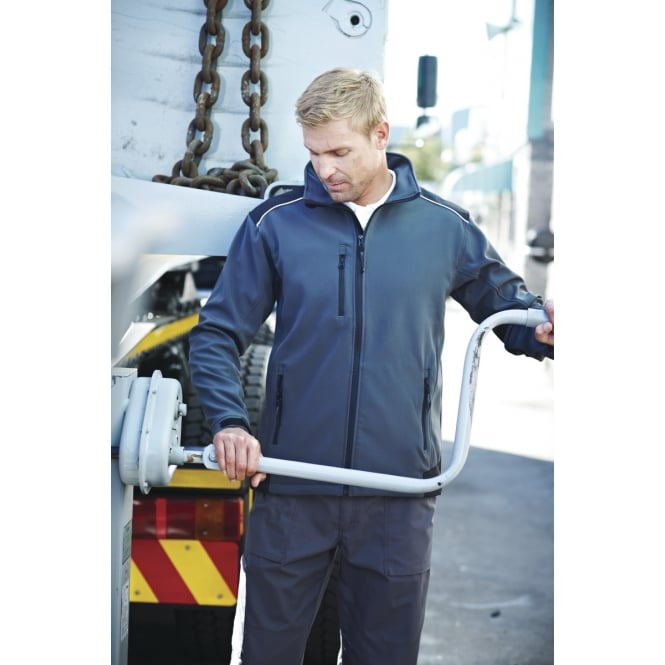 Regatta TRA651 Sandstom Workwear Softshell
