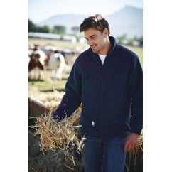 Regatta TRF530 Asgard II Quilted Fleece Jacket Black - Size: XL *One Size Only - Outlet Store*