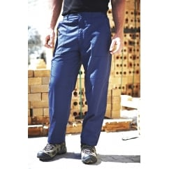 Regatta TRJ331S New Lined Action Trousers (Short)