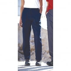 TRJ334L Ladies New Action Trousers (Long) Black - Size: 16 *One Size Only - Outlet Store*