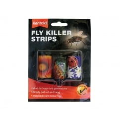 Fly Killer Strips (Pack of 3)