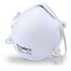 E Range P1 Disposable Respirators - 20 Pack