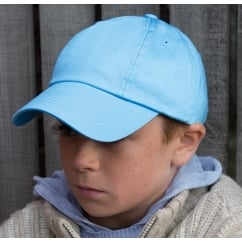 RC18J Childrens Low Profile Cotton Cap
