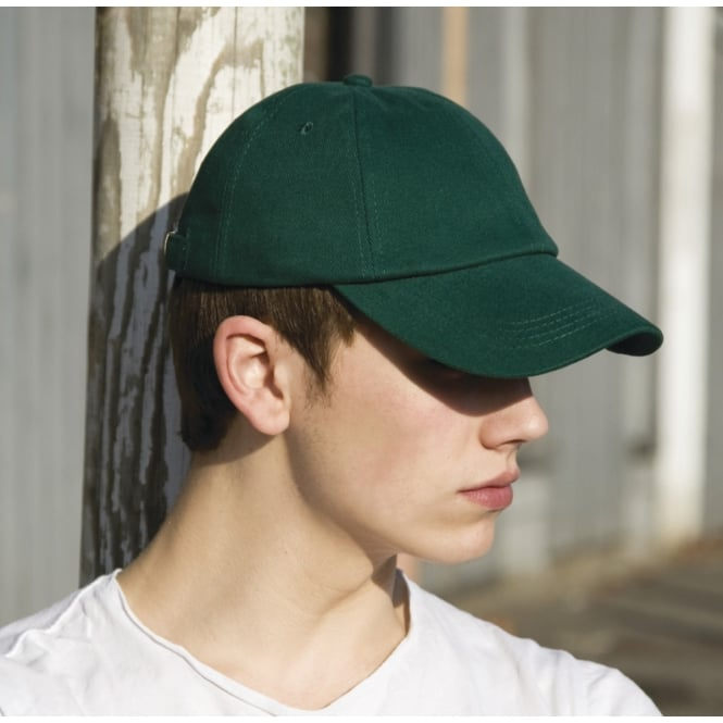 Result Headwear RC24 Low Profile Heavy Brushed Cotton Cap