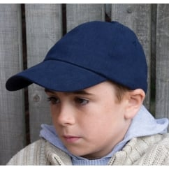 RC24J Childrens Low Profile Heavy Brushed Cotton Cap