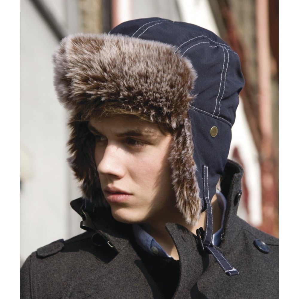 Result Headwear RC56 Classic Sherpa Hat - Clothing from M.I. ... 491f9e345d