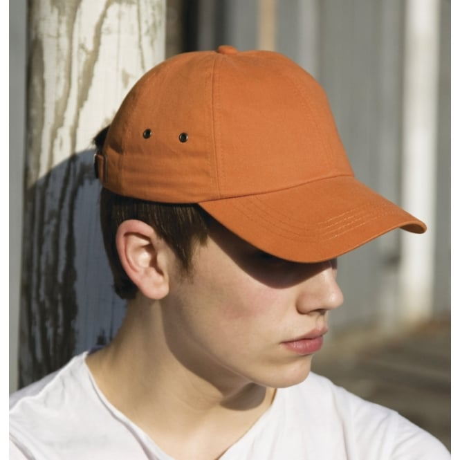 Result Headwear RC63 100% Plush Finish Cap