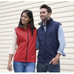 R214X Core Soft Shell Bodywarmer Red - Size: S *One Size Only - Outlet Store*