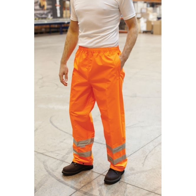 Result R22X Hi-Vis Trousers