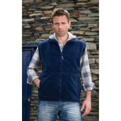 R37X Active Fleece Bodywarmer