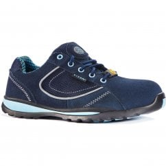 8af1b18cee7116 Vixen VX700 Pearl Womens Fit Esd Safety Trainer Navy Size  UK7  One Size  Only Sale Item