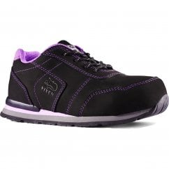 698831d1dfad3a Vixen VX850 Jasmine Womens Fit Safety Trainer Black Size  UK4  One Size  Only - Sale Item