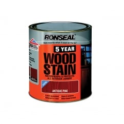 5 Year Woodstain Antique Pine 250ml