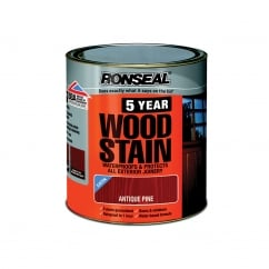 5 Year Woodstain Antique Pine 750ml