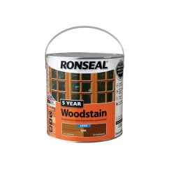 5 Year Woodstain Oak 2.5 Litre