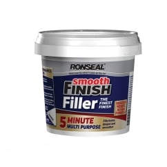 Smooth Finish 5 Minute Multi Purpose Filler Tub 290ml