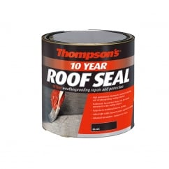 Thompsons Roof Seal Black 4 Litre
