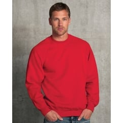 Russell 7620M Classic Sweatshirt Light Oxford - Size: M *One Size Only - Outlet Store*