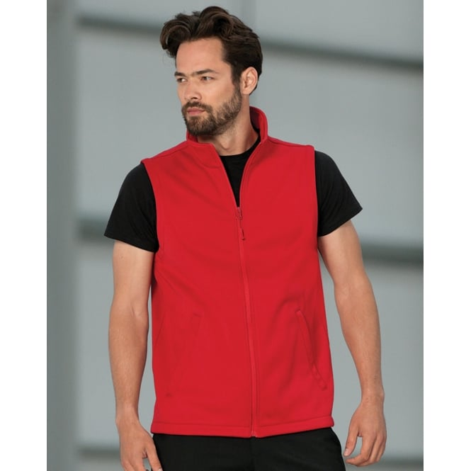 Russell Collection R041M Men's Smart Softshell Gilet