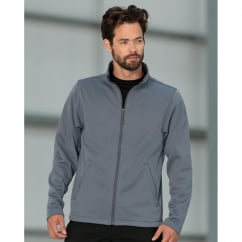 R040M Men's Smart Softshell Jacket Black - Size: XL *One Size Only - Outlet Store*