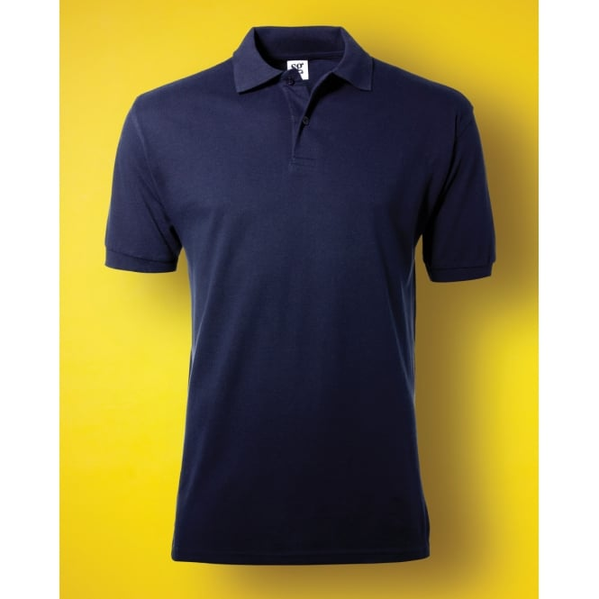 SG 50 Men's Cotton Polo