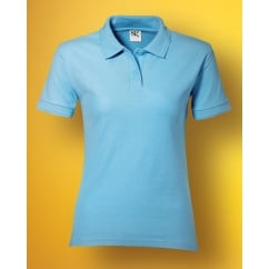 SG SG59F Ladies' Polycotton Polo Shirt