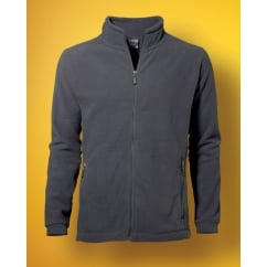SG SG80 Men's Full Zip Fleece Grey - Size: S *One Size Only - Outlet Store*