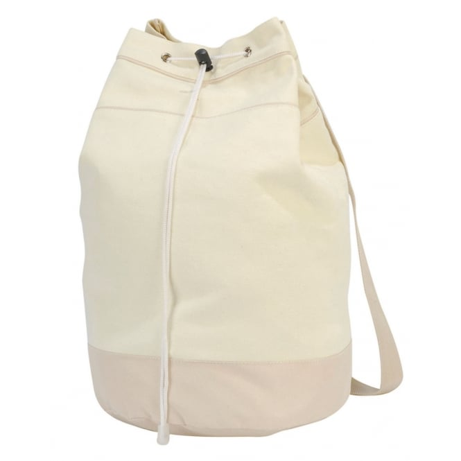 Shugon SH1192 Newbury Canvas Duffle Bag